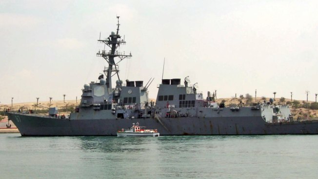 Pentagon Vows to Retaliate for Missile Attack on Navy Ship Off Yemen