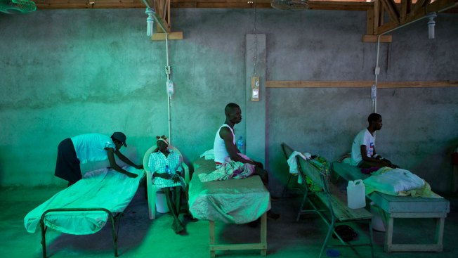 Cholera Rises in Haiti in Wake of Hurricane Matthew