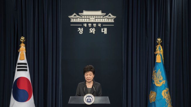 Tens of Thousands Demand South Korean President Quit Amid Scandal