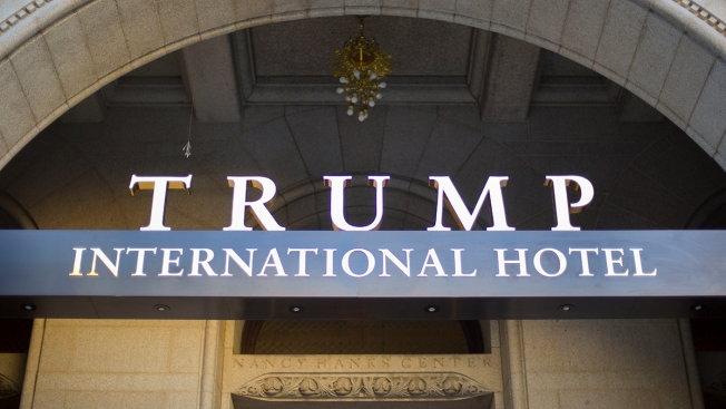 Kuwait Moves Annual DC Party to Trump's Hotel