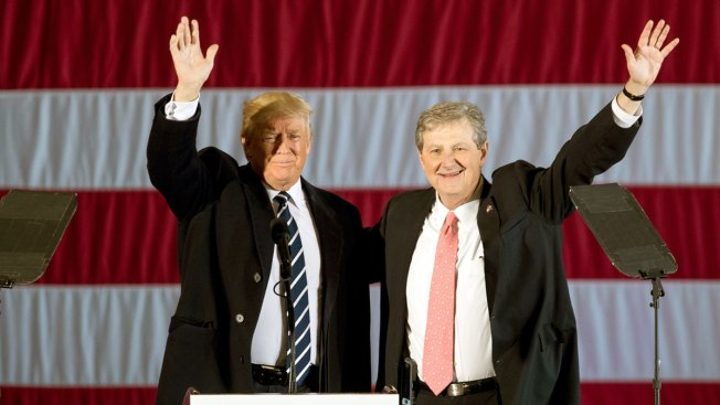 Republican John Kennedy Wins Louisiana Senate Race in Runoff