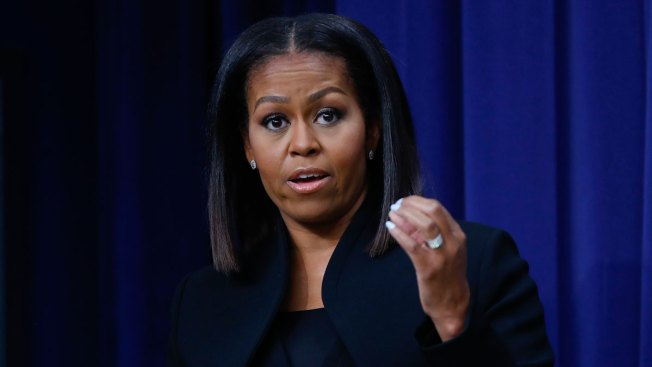 Michelle Obama Gives Final Remarks as First Lady