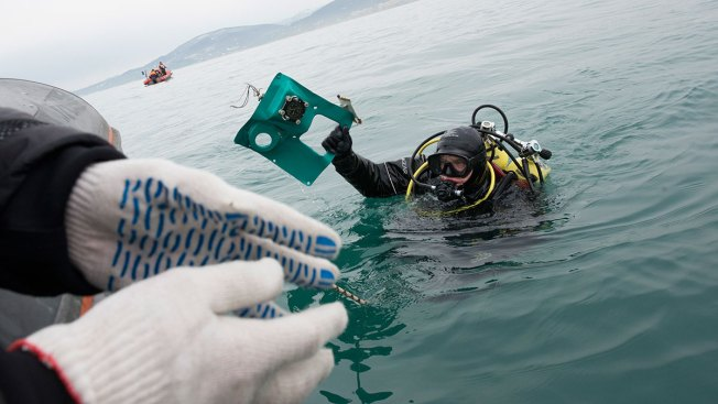 Second Flight Recorder Recovered From Crash Site of Russian Military Jet
