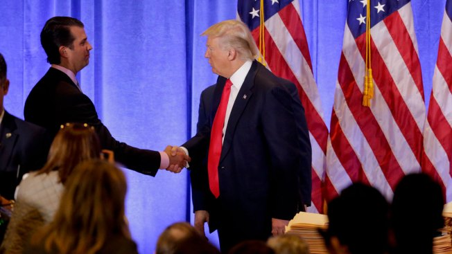 Trump to Give Up Leadership of Trump Organization But Will Not Create Blind Trust