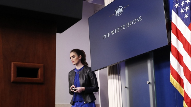 Hope Hicks Tapped to Be Interim White House Communications Director