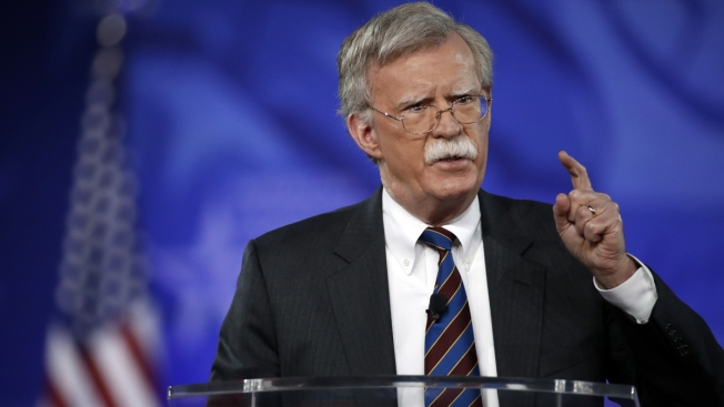 Another Top Official Leaves National Security Council as Bolton Takes Over