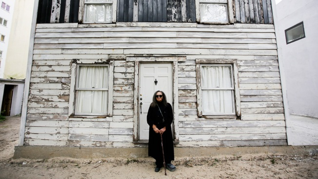 Artist Moves Civil Rights Icon Rosa Parks' Home to Germany