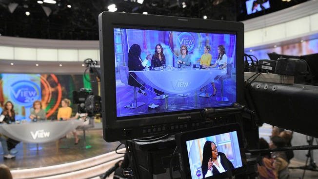 Talk of Trump Changes Daytime TV, Helps 'View' Bounce Back