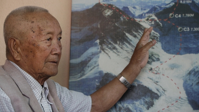 Nepal Wants to Limit Age for Everest After 85-Year-Old Dies