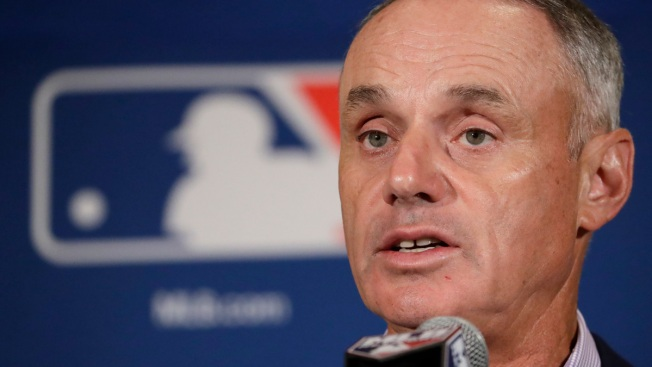 MLB Commissioner Manfred Says Miami Marlins' Bidders Relatively Even in Price