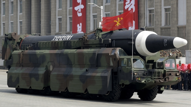 No. 9: North Korea fires 'Scud-type' ballistic missile