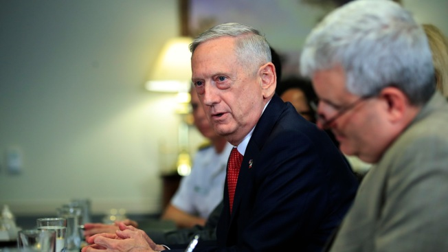 Mattis: US Would 'Take Out' Any North Korean Missile Aimed at US