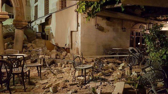 Greece: Two killed in massive natural disaster