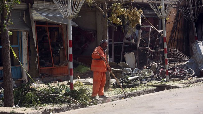 Afghan Security Scrutinized After Suicide Bomber Kills 24