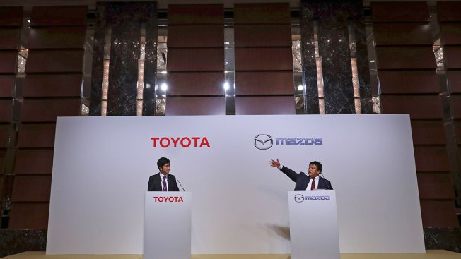 Toyota, Mazda to Build $1.6B US Plant, Create Up to 4K Jobs