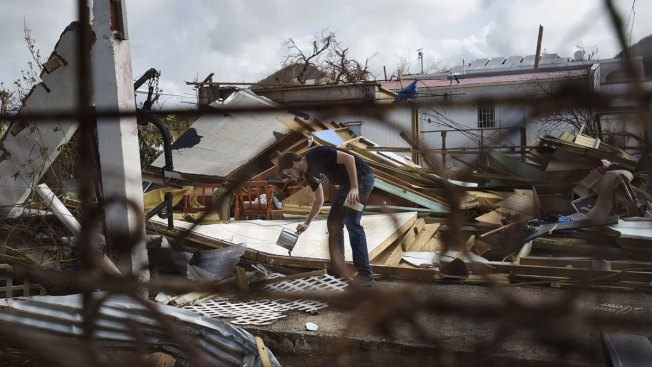 Florida Cities Urge Residents Not to Toss Trash on Hurricane Irma Debris