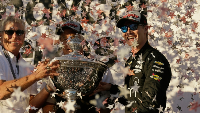 IndyCar Inks 3-Year Media Rights Deal With NBC Sports