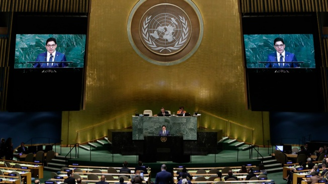 50 Nations Ink UN Nuclear Ban Treaty Opposed by Big Powers
