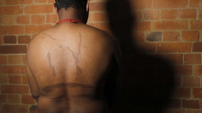 'We Heard Screaming All the Time': Men Report Rape, Torture Under Sri Lankan Government
