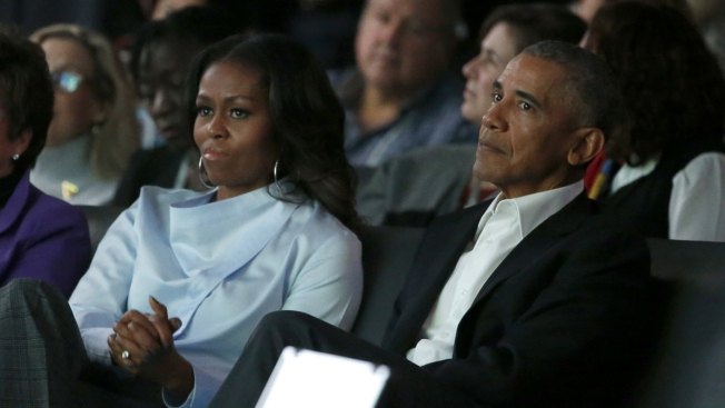 Obamas Say They're Inspired by Parkland Students' 'Resilience, Resolve and Solidarity': Report