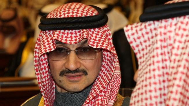 Billionaire Prince Among Dozens Arrested in Saudi Sweep