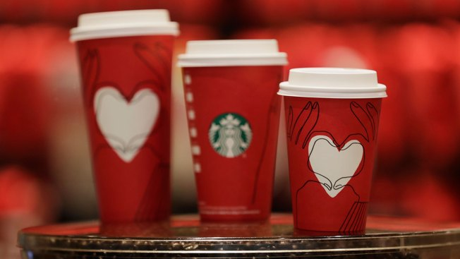 Starbucks Celebrates New Year With Festive New Drinks