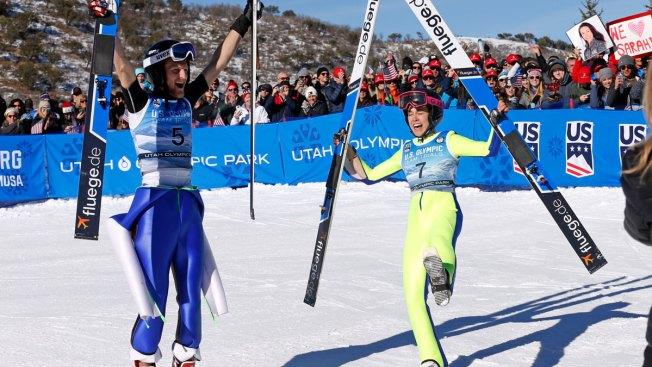 Hendrickson, Glasder Earn Olympic Spots in Ski Jumping