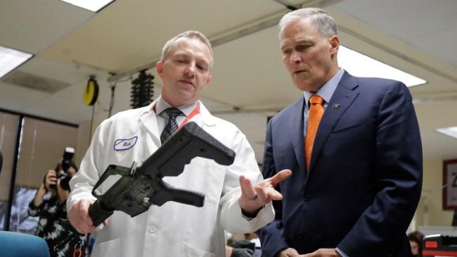 Senate Committee Hears Testimony on Gun Control Bills