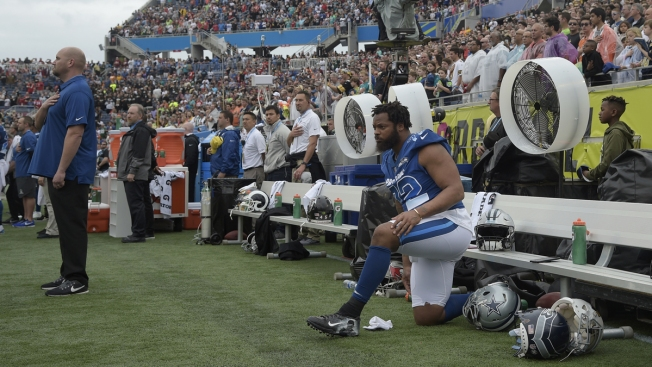 For NFL Players, Racial Profiling Is Often Personal