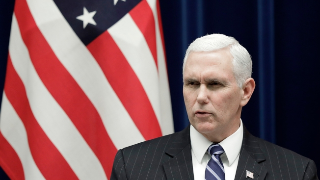 Mike Pence Toils for 2018 Victories for a Distracted Trump