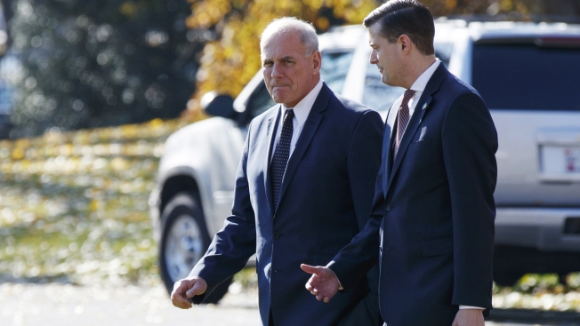 WH Chief of Staff John Kelly Defends His Handling of Porter Scandal