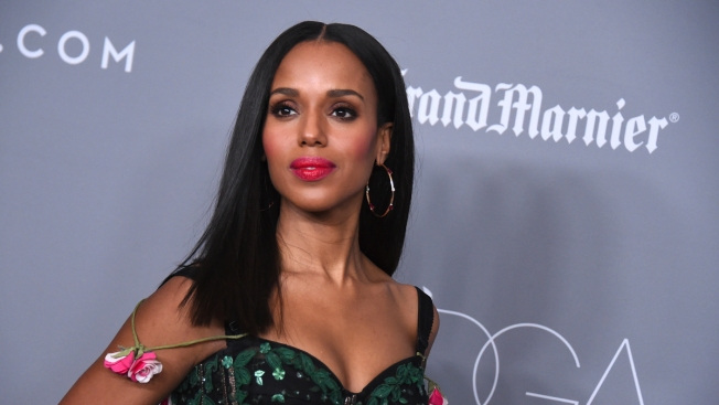 Here's My Number, So Text Me Maybe: Kerry Washington Posts Number to Social Media