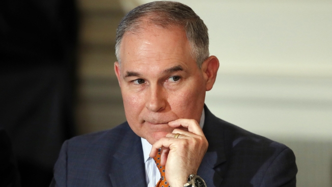 Pruitt's $43K Phone Booth Violates EPA Spending Law, Watchdog Group Says