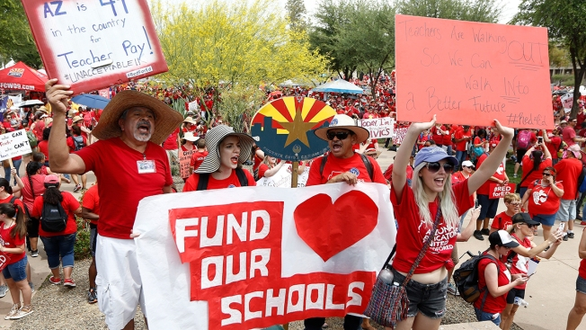 'A Struggle': 18 Percent of Teachers Work Multiple Jobs