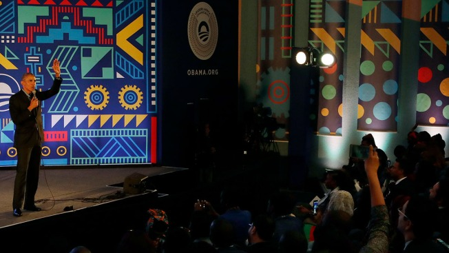 South Africa, Barack Obama Mark Nelson Mandela Centennial With Charity
