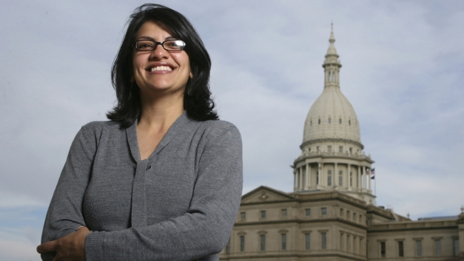 Congress to Get 1st Muslim Woman: Michigan Primary Winner Rashida Tlaib
