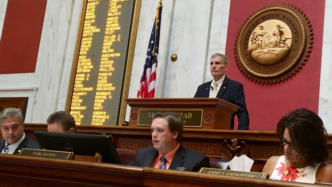 West Virginia's Entire Supreme Court Is Impeached Over Spending