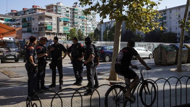 Spanish Police Shoot Man Dead in Suspected Terror Attack
