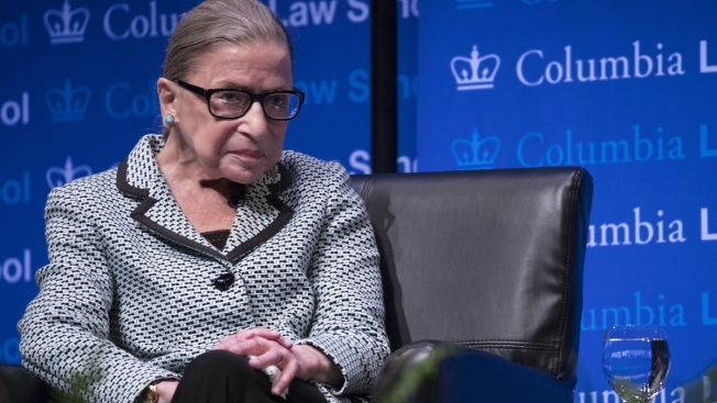 Supreme Court Justice Ruth Bader Ginsburg Hospitalized With 3 Broken Ribs After Fall