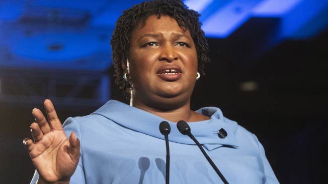 Group Backed by Abrams Sues Over Georgia Election Process