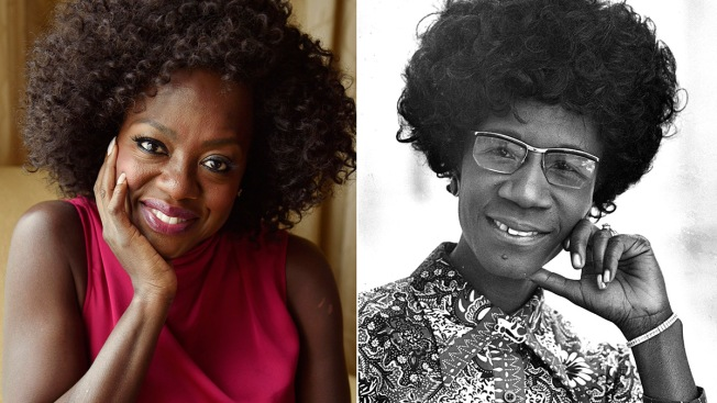 Viola Davis to Star as Shirley Chisholm in Amazon Project