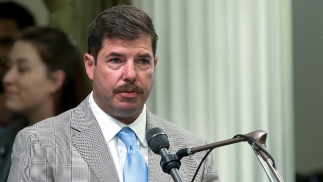 California Lawmaker Steps Aside, Denies Child Cruelty Charge