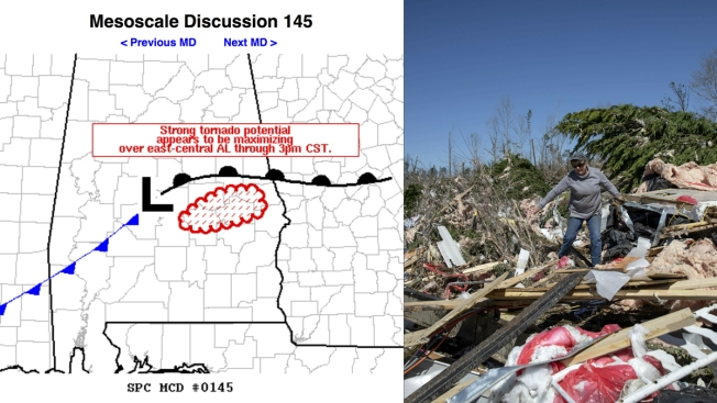 Tornado Forecasting Improves, But Still Deaths Keep Coming