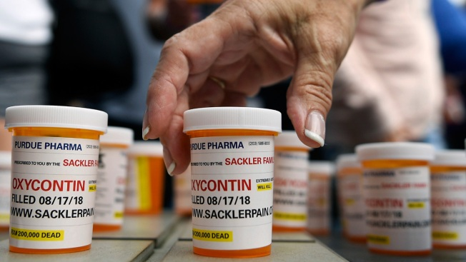 Big Question in Opioid Suit: How to Divide Any Settlement