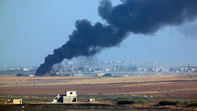 [NATL] Top News Photos: Turkey Invades Syria, Historic California Power OutageMore