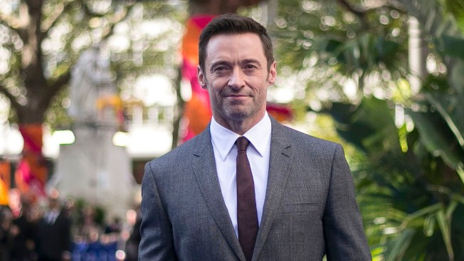 Hugh Jackman Rescues His 2 Kids From Riptide at Bondi Beach