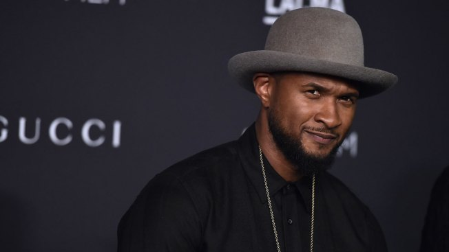 Judge Mulls Whether Usher Lawyers Can Ask About Accuser's Sexual History