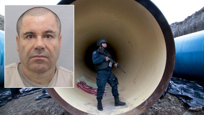 Ex-Prison Chief Among 13 New Arrests in 'El Chapo' Prison Escape