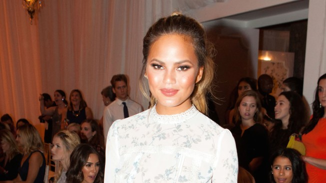 Chrissy Teigen Fires Back After 'No Hot Nannies' Comment Backlash: It 'Was a Joke'