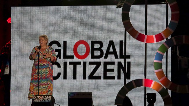 Global Citizens Festival Kicks Off in New York City